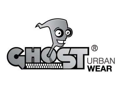 logo for Bionic Wear, Ghost Wear, Wild Card Clothing