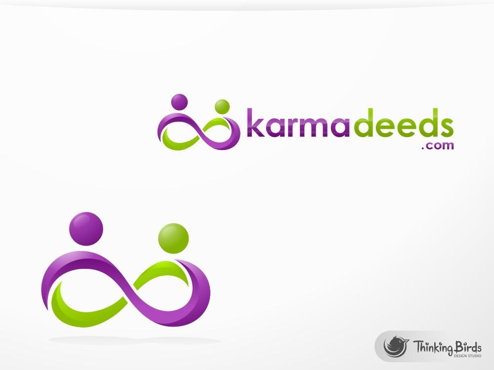 New logo wanted for Karma Deeds .com