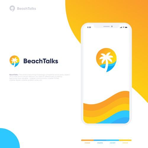 BEACH TALK.