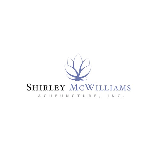 Shirley McWilliams Acupuncture Inc. Logo 06