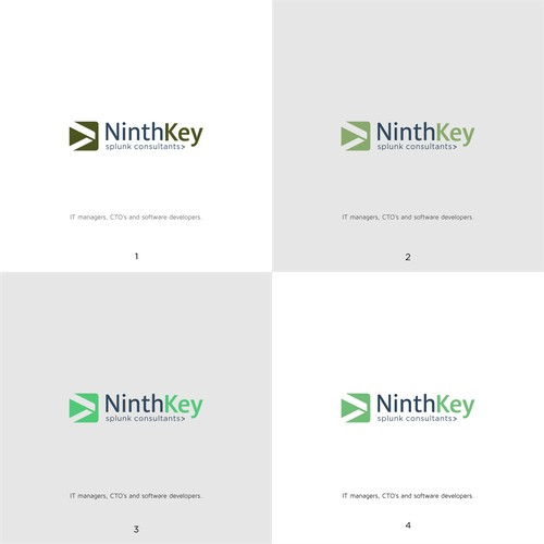 Design a Logo for Software Consulting Firm - NinthKey