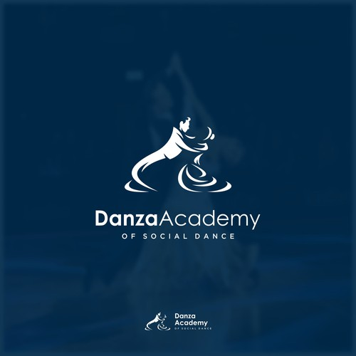 Logo Concept for Danza Academy