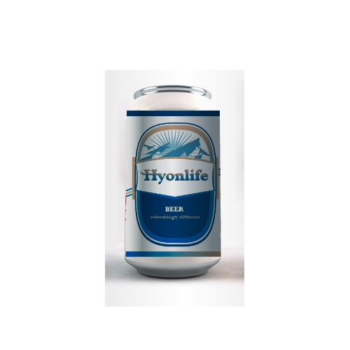 Enjoy getting hY? Help men get hYonlife by switching to water in a can