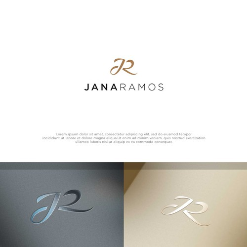 Jana Ramos Simple Logo