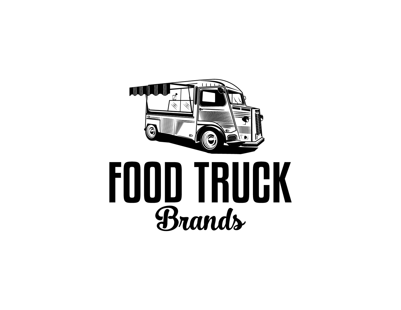 Food Truck Brands logo contest