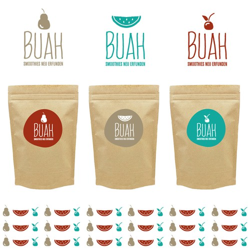 Logo for Buah