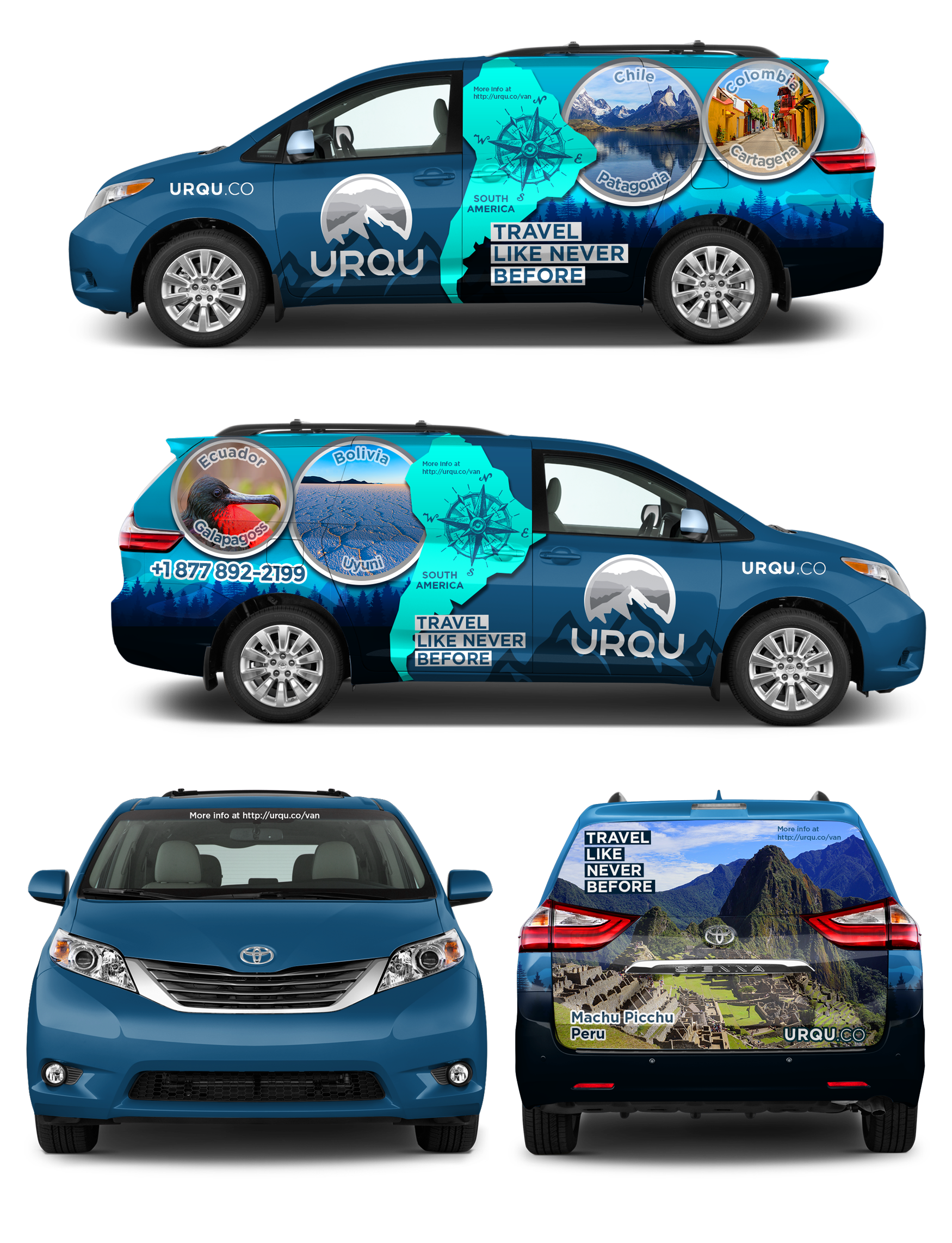 Awesome full Car wrap Design