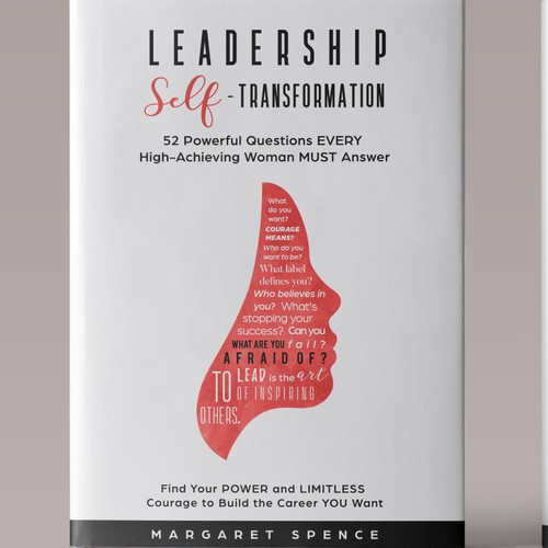 Elegant Book with a Journal for Women in Leadership