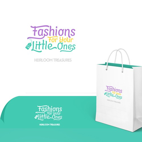 Create Charming, New Brand Logo for Online Boutique