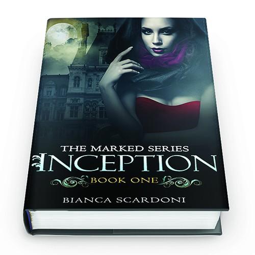 Book cover design for Bianca Scardoni