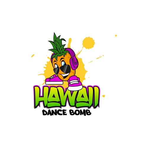 Hawaii Dance Bomb
