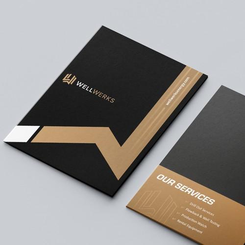 Folder Design for WellWerks