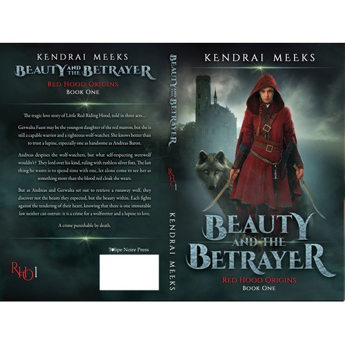 Beauty and the Betrayer – an Urban Fantasy novel