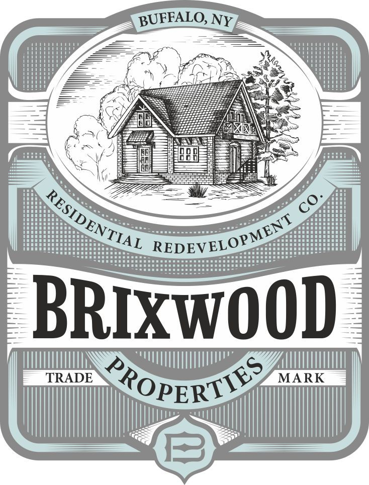 DeSiGn the best LOGO and IDENTITY pack for Brixwood Properties