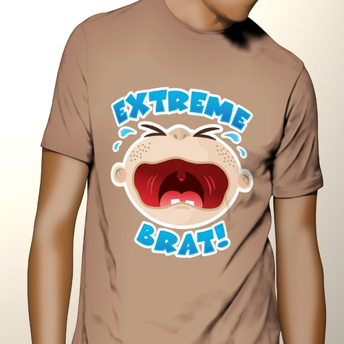 Help Extreme Brat with a new logo