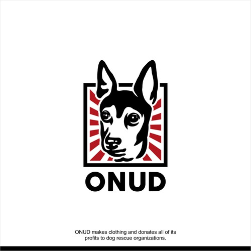 Logo for One Nation Under Dog (ONUD)