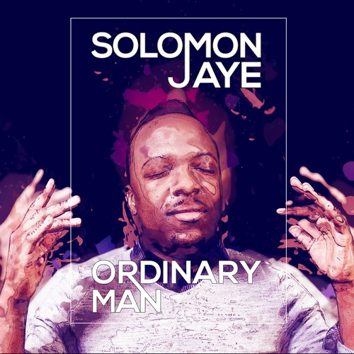 Album cover art for Solomon Jaye