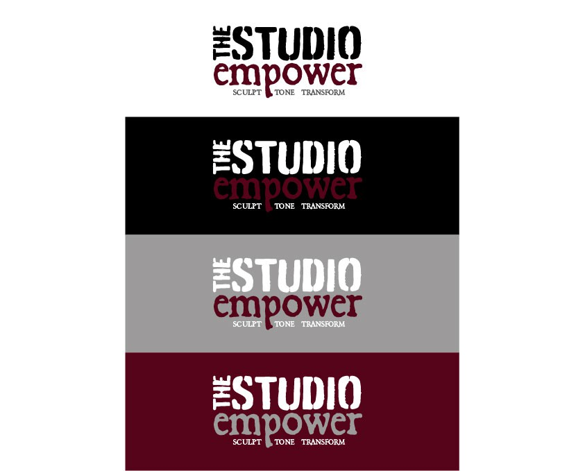"""Logo wanted for """"The Studio"""" Empower"""