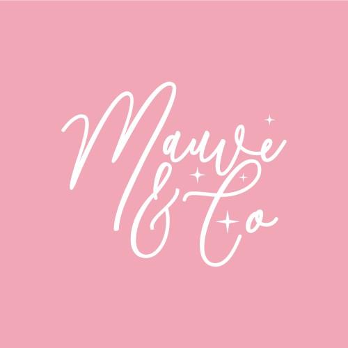 Create a fun & feminine logo for jewellery & hair accessories brand Mauve & Co