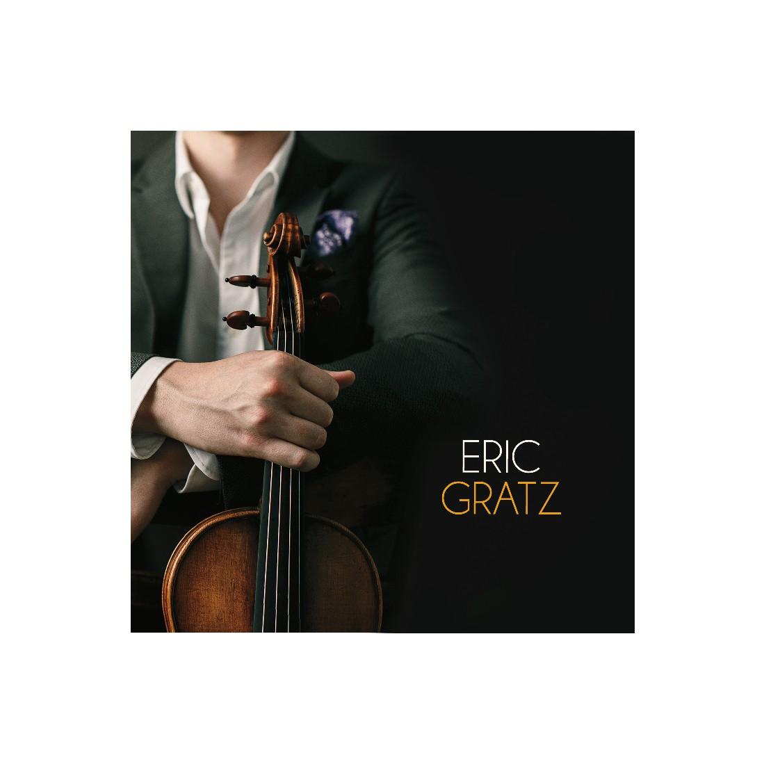 Design debut album artwork for young American concert violinist!