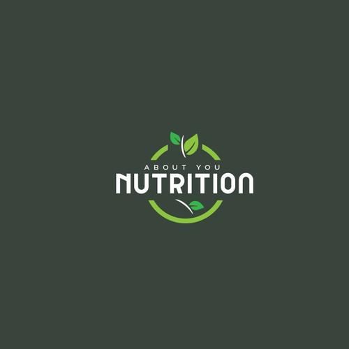 Logo design concept for Nutrition brand