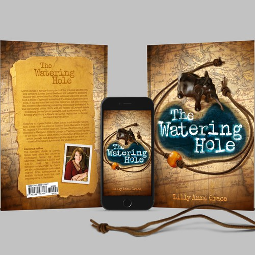 Young Adult Fiction Book Cover