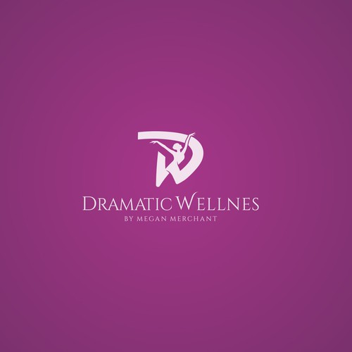 Logo for wellness business