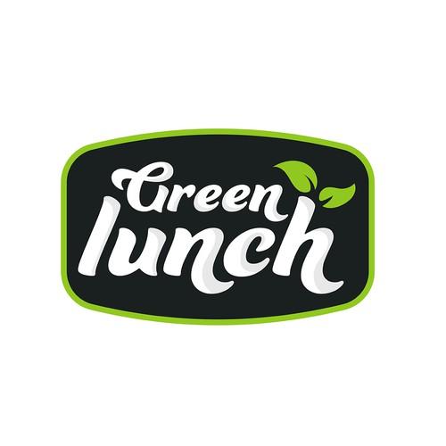 Green Lunch logo