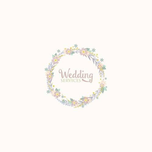 Elegant concept for wedding purpose.