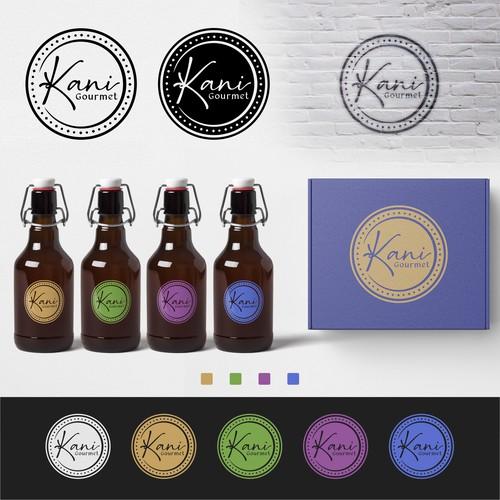 Kani Gourmet Food Company Logo