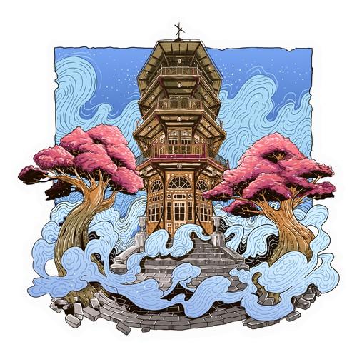 Pagoda Baltimore