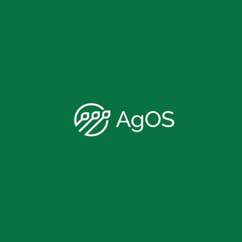 AgOS Logo Design