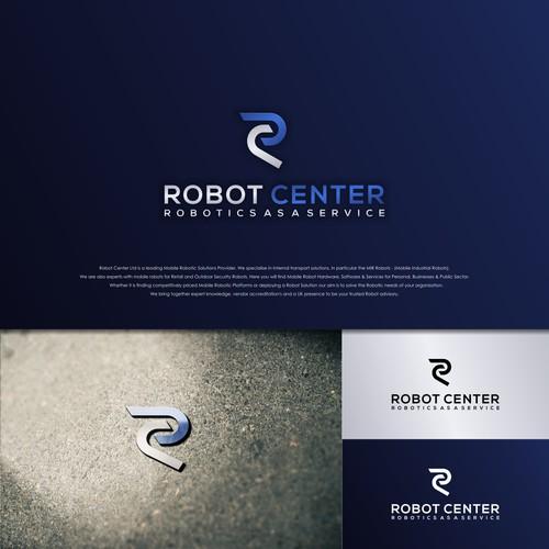 ROBOT CENTER LOGO