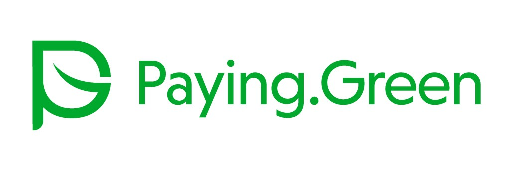 Paying.green the World's largest movement for individual carbon offsetting