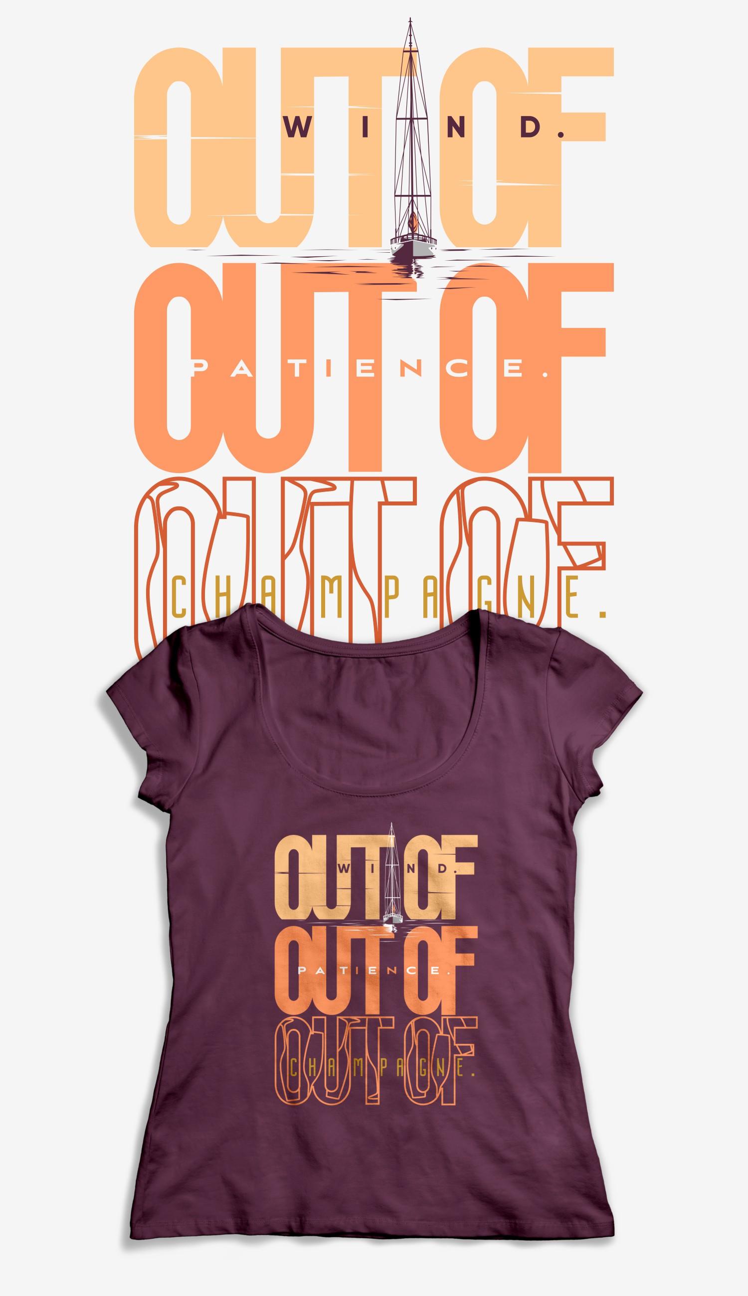 Yachting Clothing Brand T-Shirt 2