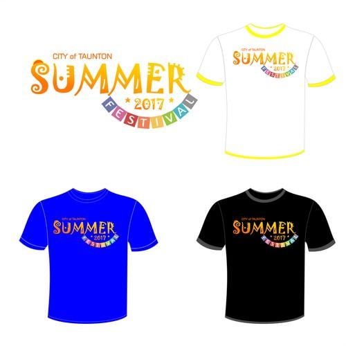T-Shirt Summer Festival