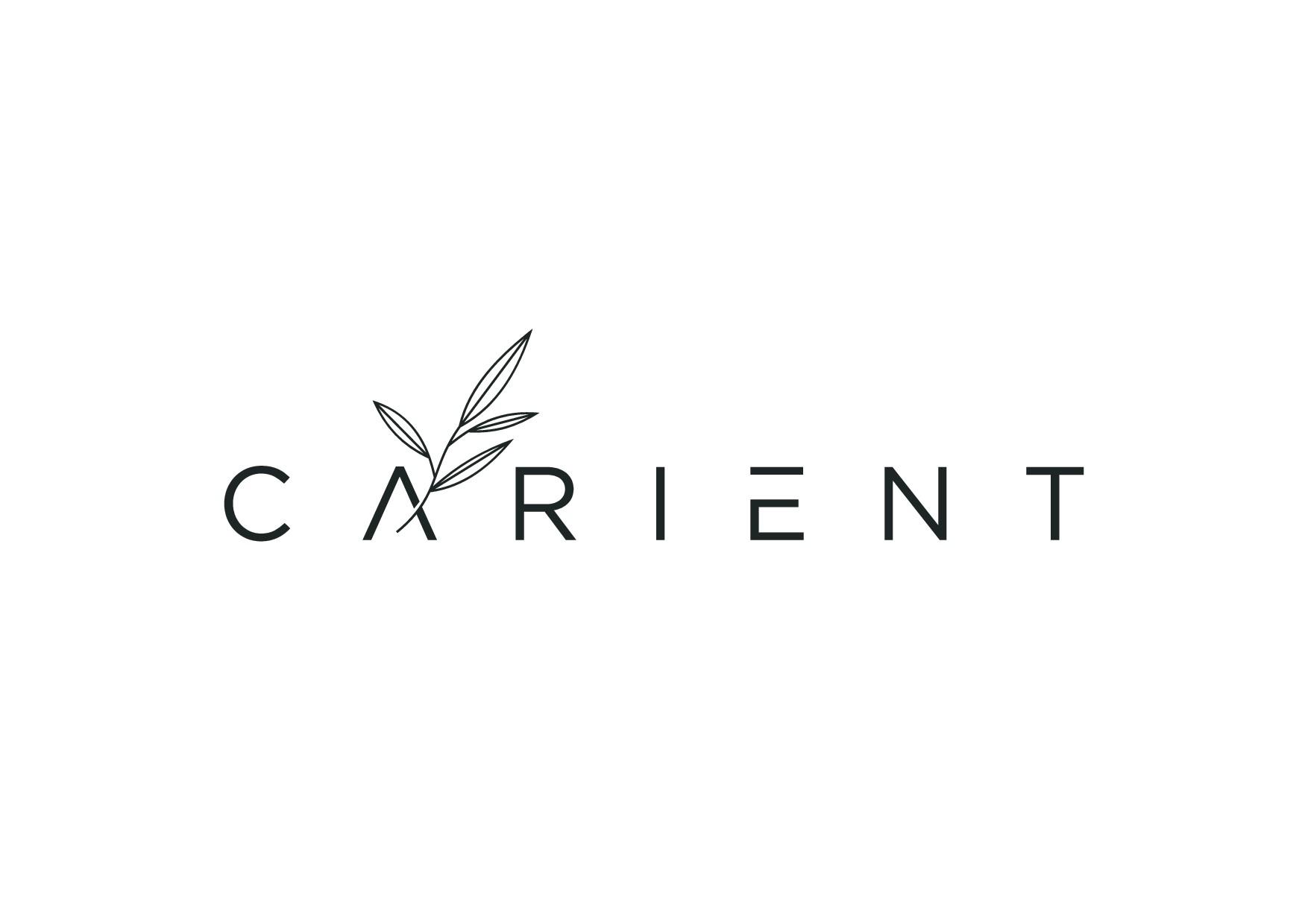 Logo for skincare line