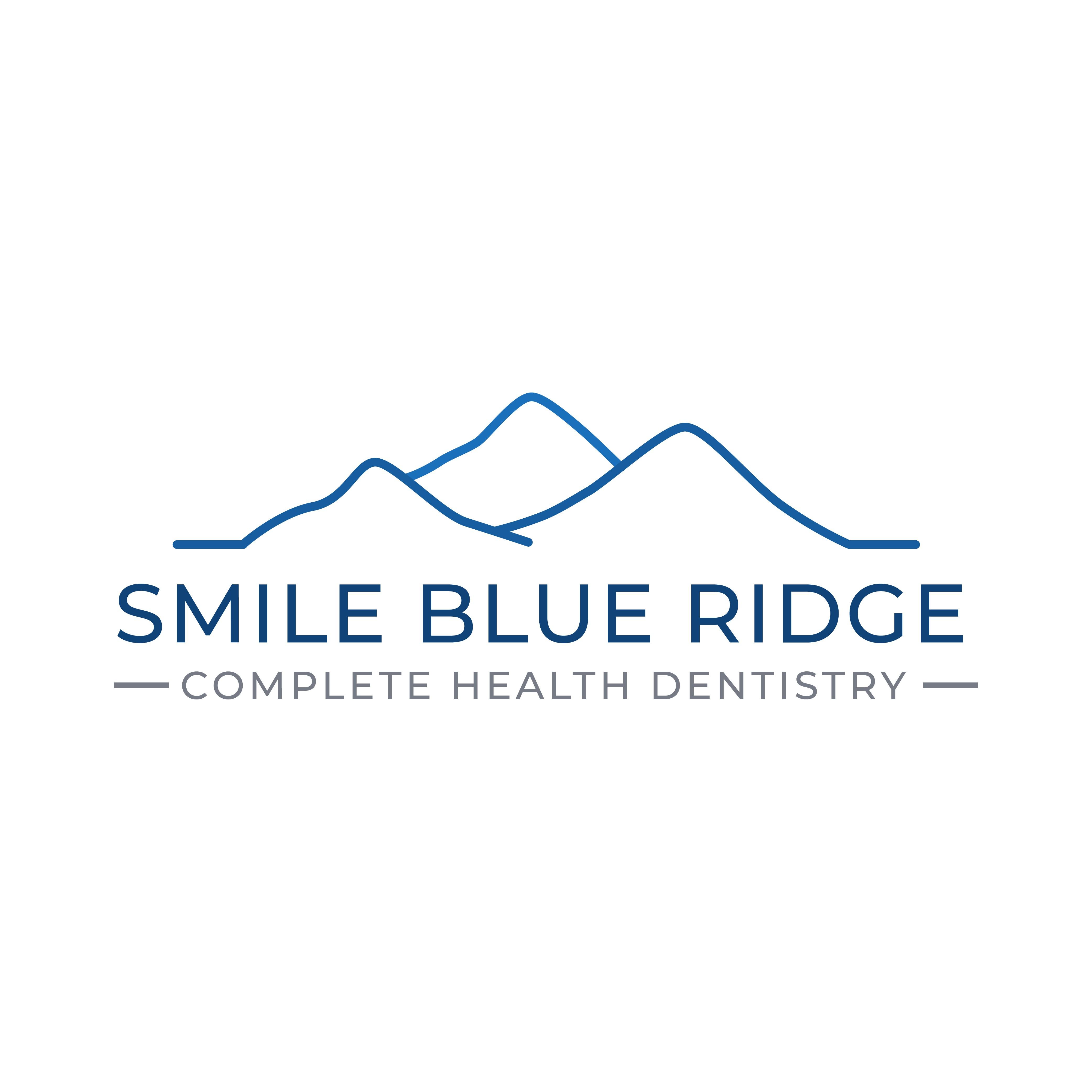 Smile Blue Ridge Dental Practice Logo