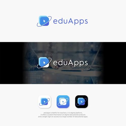 Educational App Logo