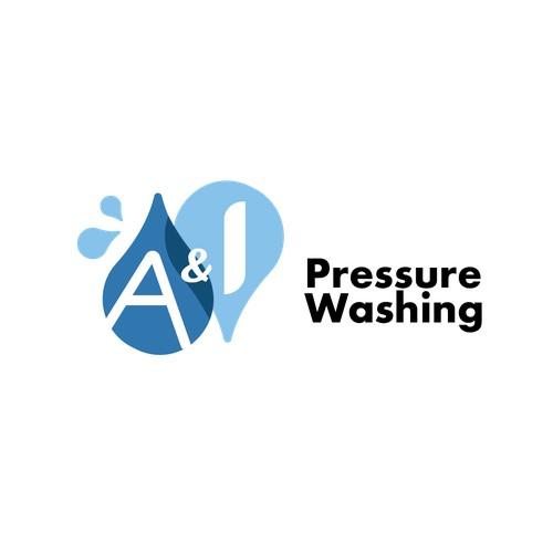 Logo Design for Pressure Washing Company