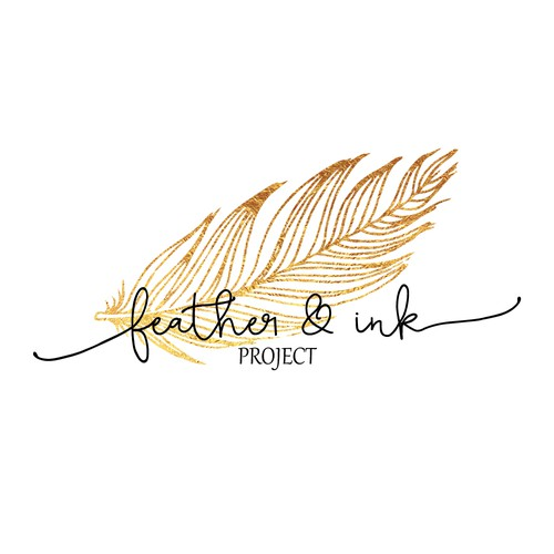 Feather & Ink Logo