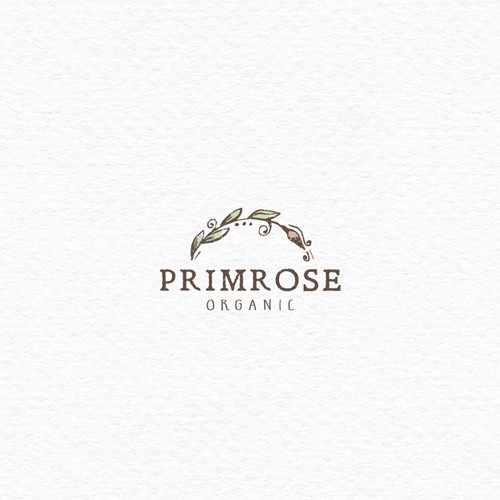 Logo for nature based body and beauty company