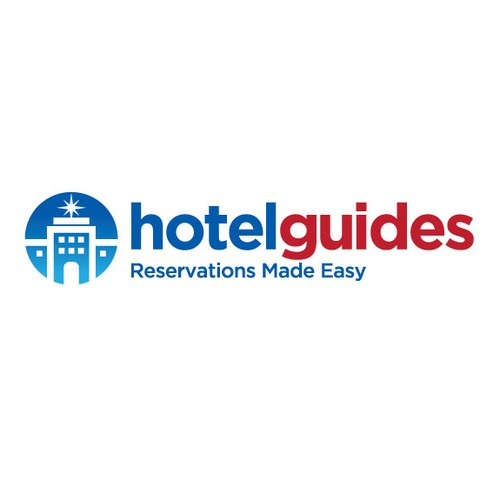 Create a logo for HotelGuides.com