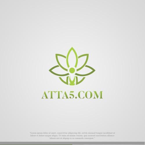 Meditation Lotus Logo