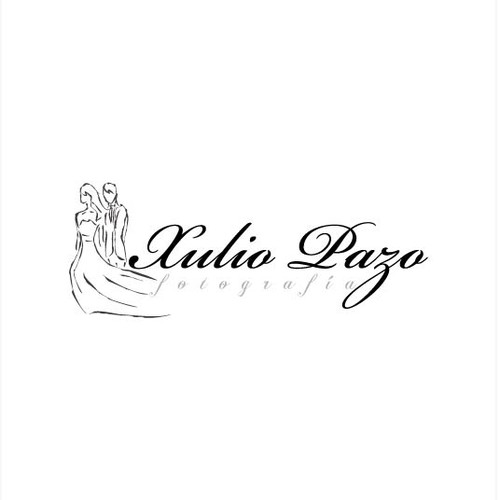 Xulio Pazo Fotografía needs a new logo