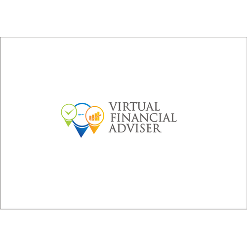 Design a logo for a New Virtual Financial Planning Business