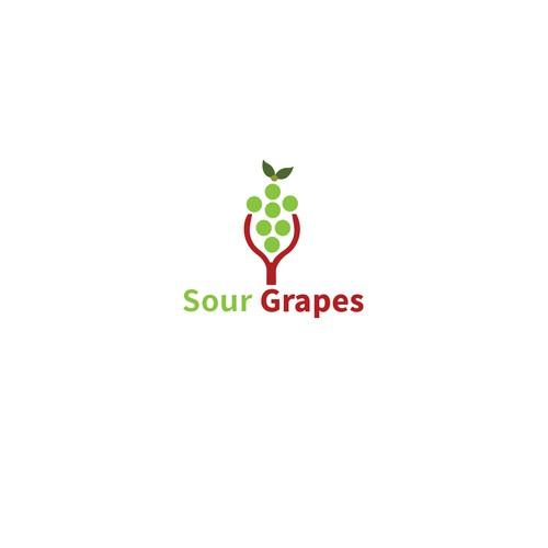 Sour and Grapes Logo Contest