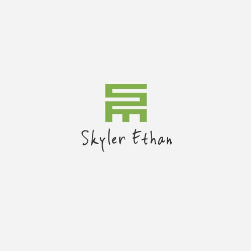 Logo concept for Skyler Ethan