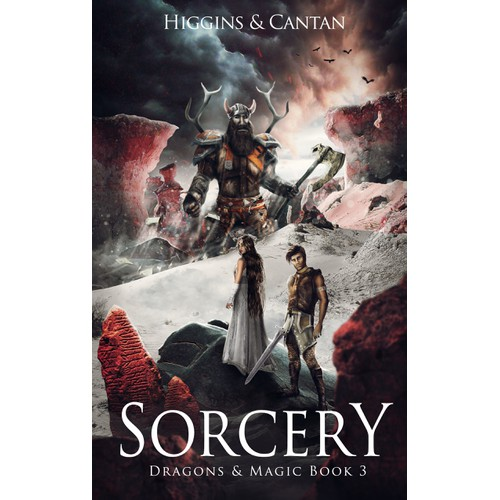 SORCERY (book cover)