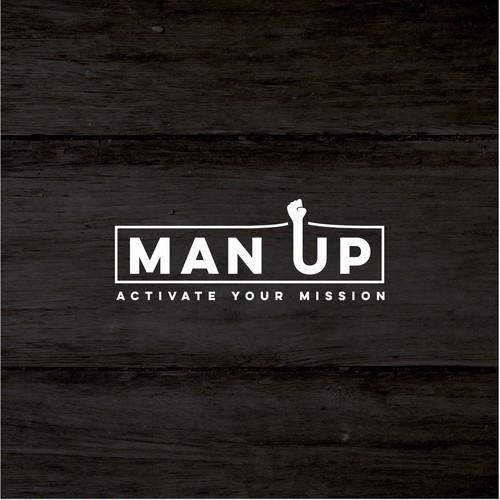 ManUp - logo design